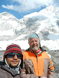 ABC & EBC Trek with Adventure Expert Company