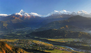 Short hike/Trek around Pokhara valley